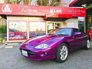 JAGUAR XK8「After」